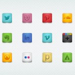 Elegant Themes: Beautiful & Free Social Media Icons